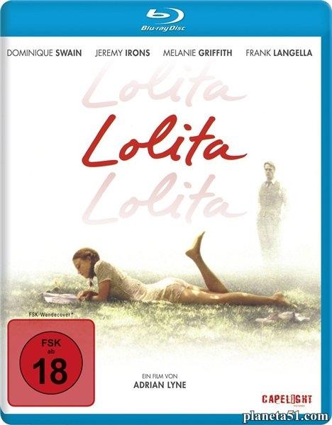 Лолита / Lolita (1997/BDRip/HDRip)