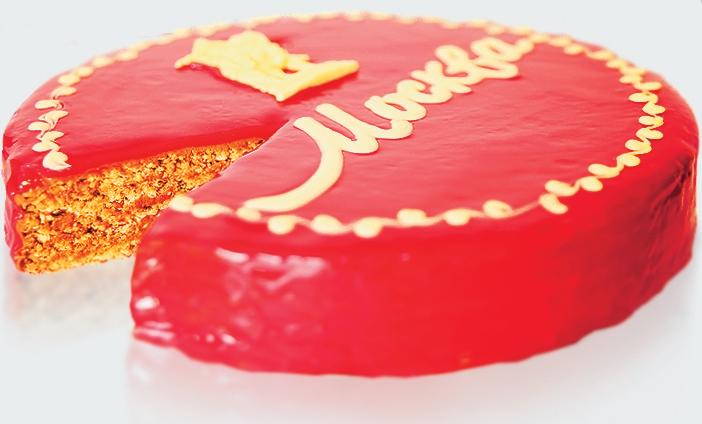 рецепт торта москва