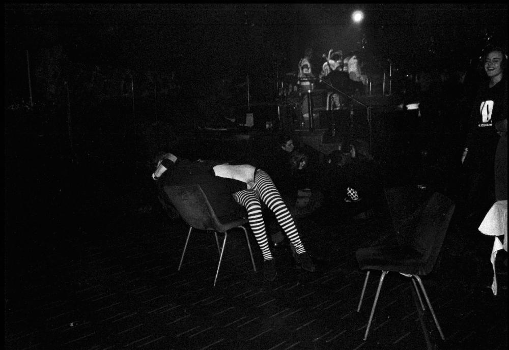 Хаммерсмит, примерно 1985 год.