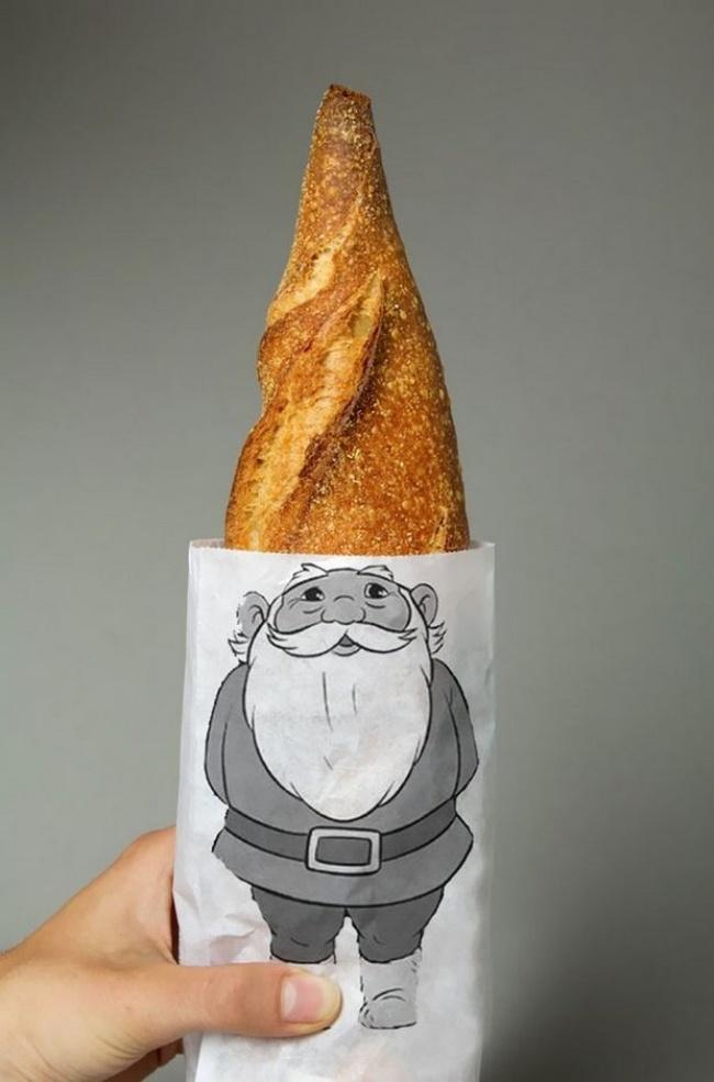 23. Хлебный гном
