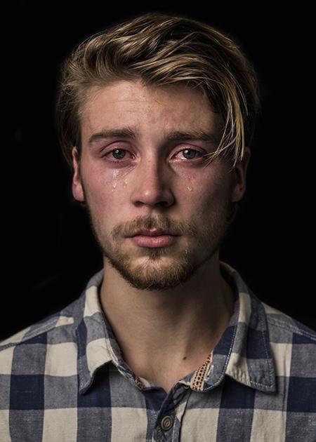 Джип, 20 лет: «Слезы — это одна из способностей, которые отличают нас от животных. Как ни странно, н