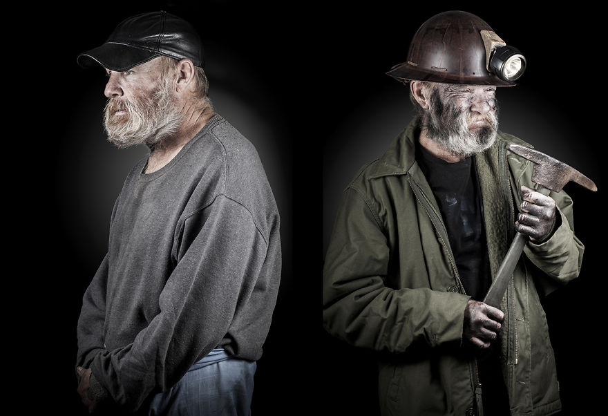 «Макс — ветеран Вьетнамской войны и войны в Персидском заливе. Он служил в армии 43 года. После возв