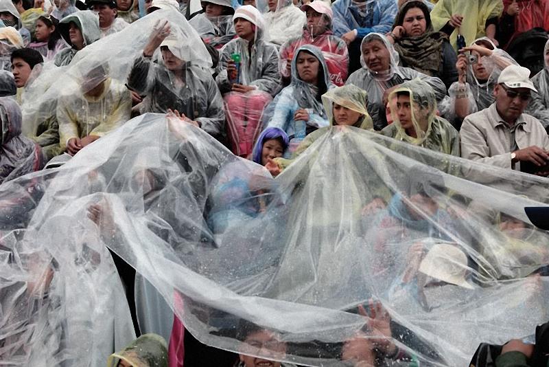 15. Боливийское высокогорное лето – это дождь, температура 10-15 градусов и пронизывающий вете