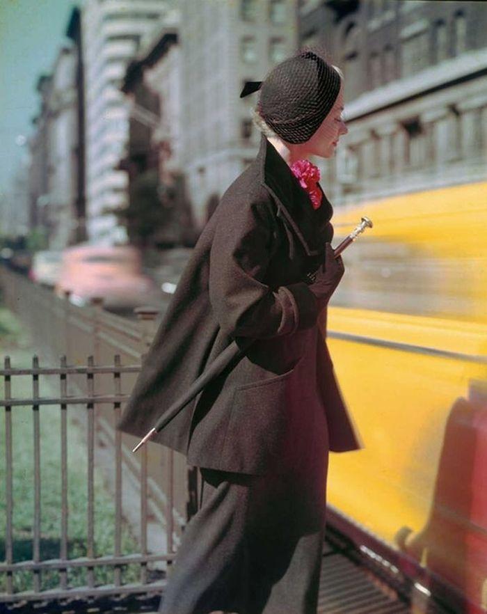 Norman Parkinson для Vogue, 1940 год.
