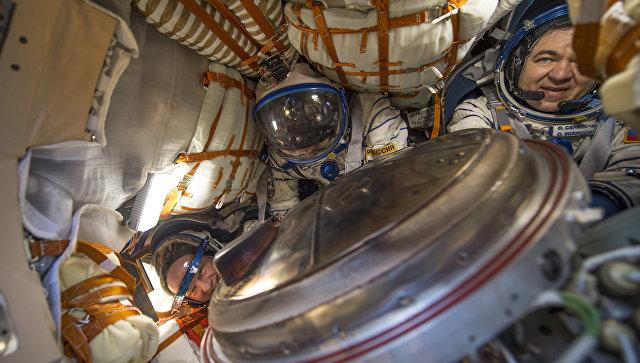 Космонавт Скрипочка сказал о сокращении числа научных экспериментов наМКС