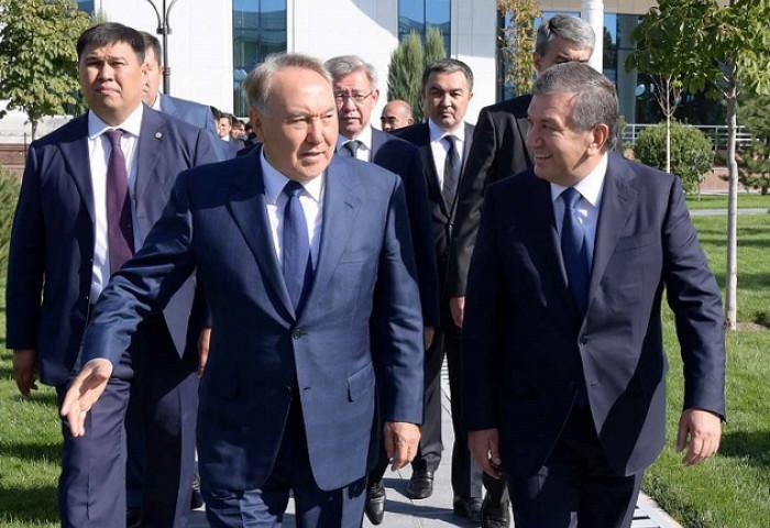Насаммите Глав стран СНГ вБишкеке почтили память Ислама Каримова