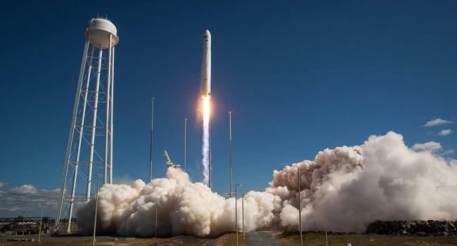 Завтра будет запущен ракетоноситель Antares OA-5 сразработанной вДнепре ступенью