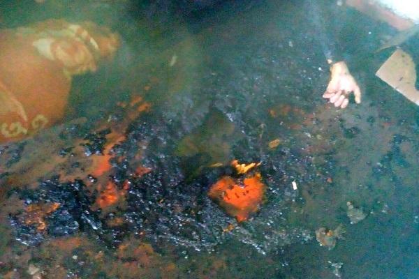 Один человек умер впожаре в личном доме— Ростовская область