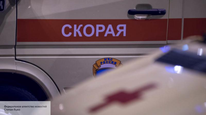 Впожаре вкафе вцентральной части Москвы пострадали два человека