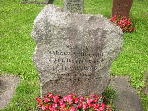 Harald Sohlberg gravminne
