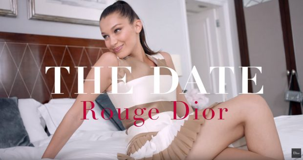 VIDEO - Dior Makeup With Bella - Get Ready for A Date