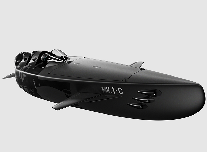 New Accessible Submarine by Ortega (7 pics)