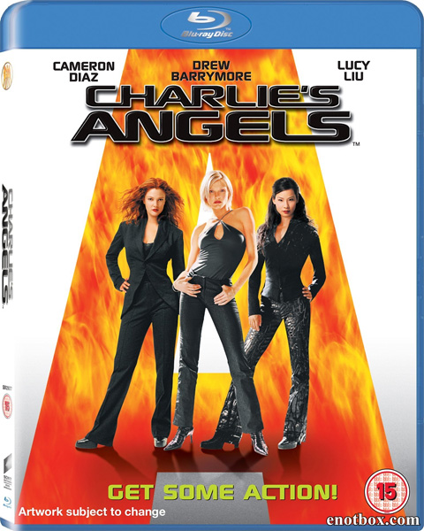 Ангелы Чарли / Charlie's Angels (2000/BDRip/HDRip)