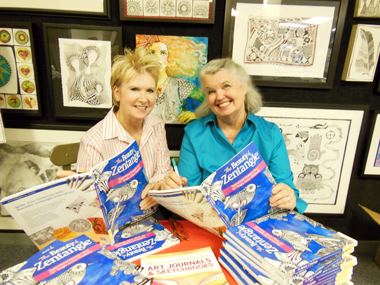 Suzanne McNeill и её книга