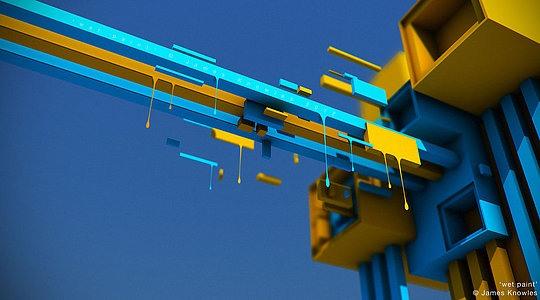 Inspiring Digital Art by James Knowles