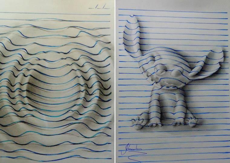 Les illustrations 3D de Joao Desenhos (20 pics)
