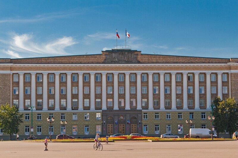 Правительство Новгородской области