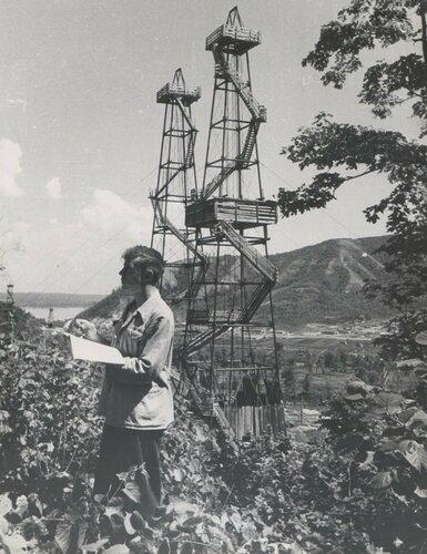 Добыча нефти в Жигулевских горах