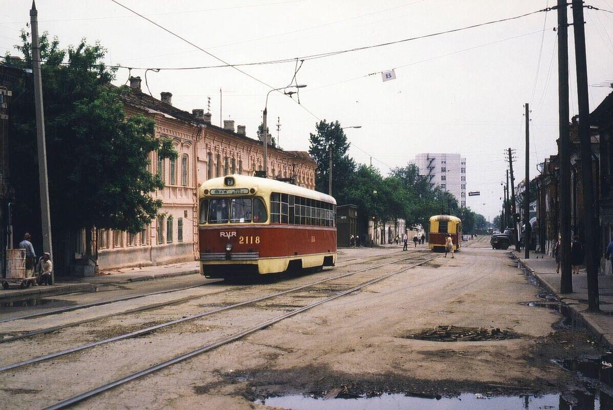 Улица Тукая