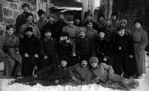 Челябинск. Надзиратели челябинского исправдома