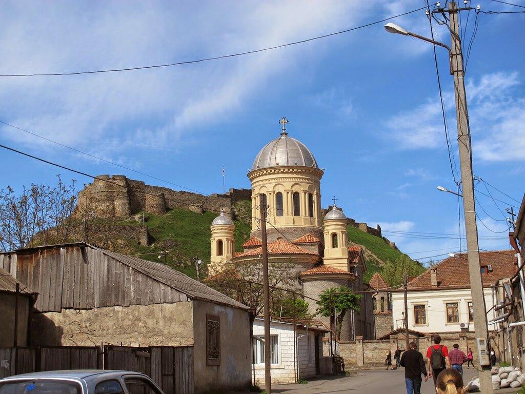 Крепость Горисцихе