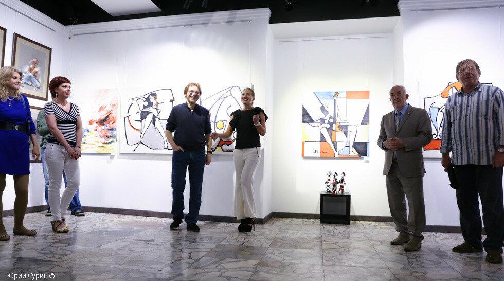 Алексей Жоголев, выставка, Дикобраз