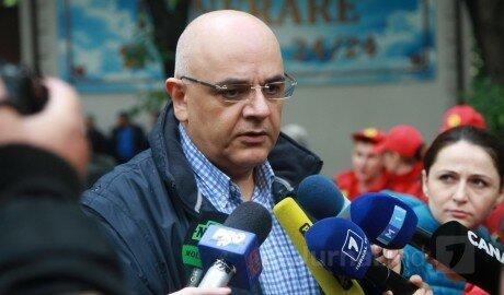 Комиссия из Румынии расследует крушение вертолёта в Молдове