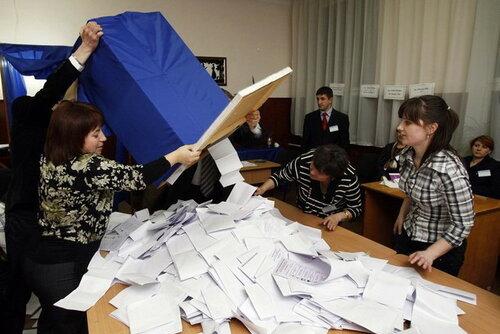 Первые наблюдатели на выборах президента Молдовы определены