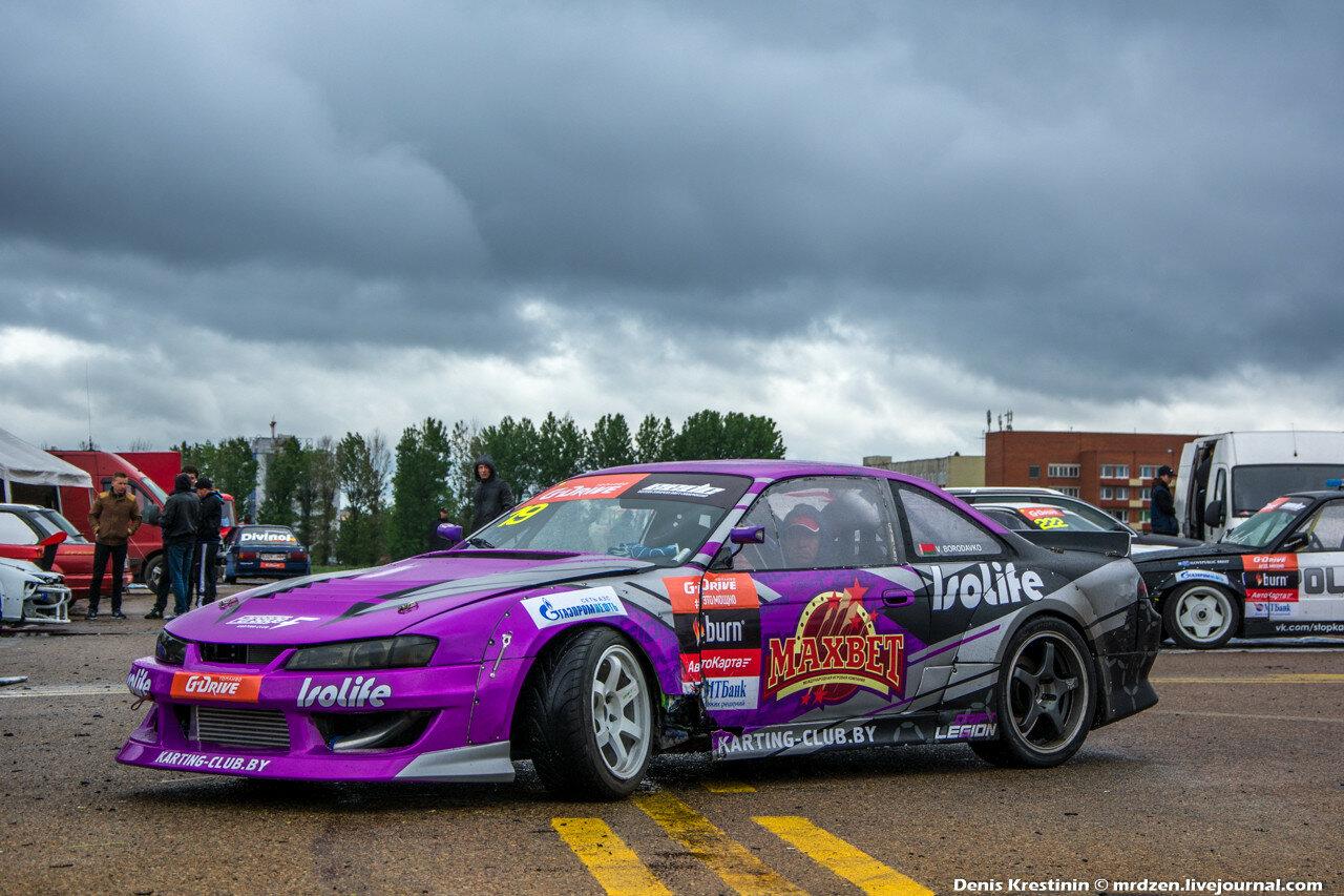 Валентин Бородавко и его Nissan S14