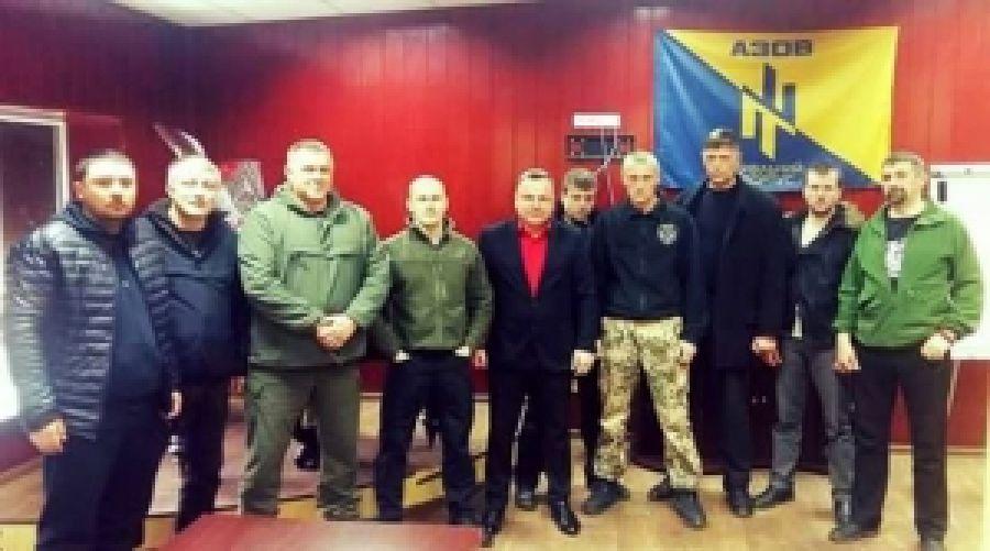 Патриотические формации объединяются в Харькове