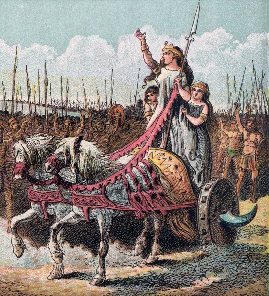 boudicca and her revolt This feature is not available right now please try again later.