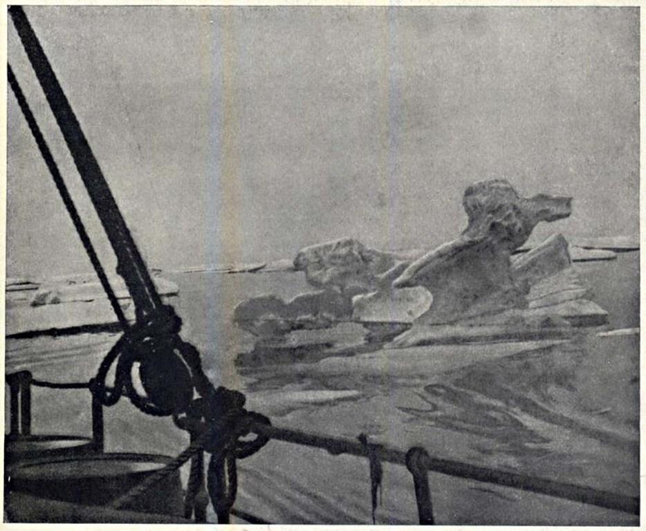 Экспедиция «Челюскина» и её спасение
