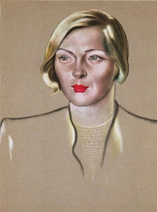 = Ник Акимов Ольга Берггольц,1947 (1).jpg