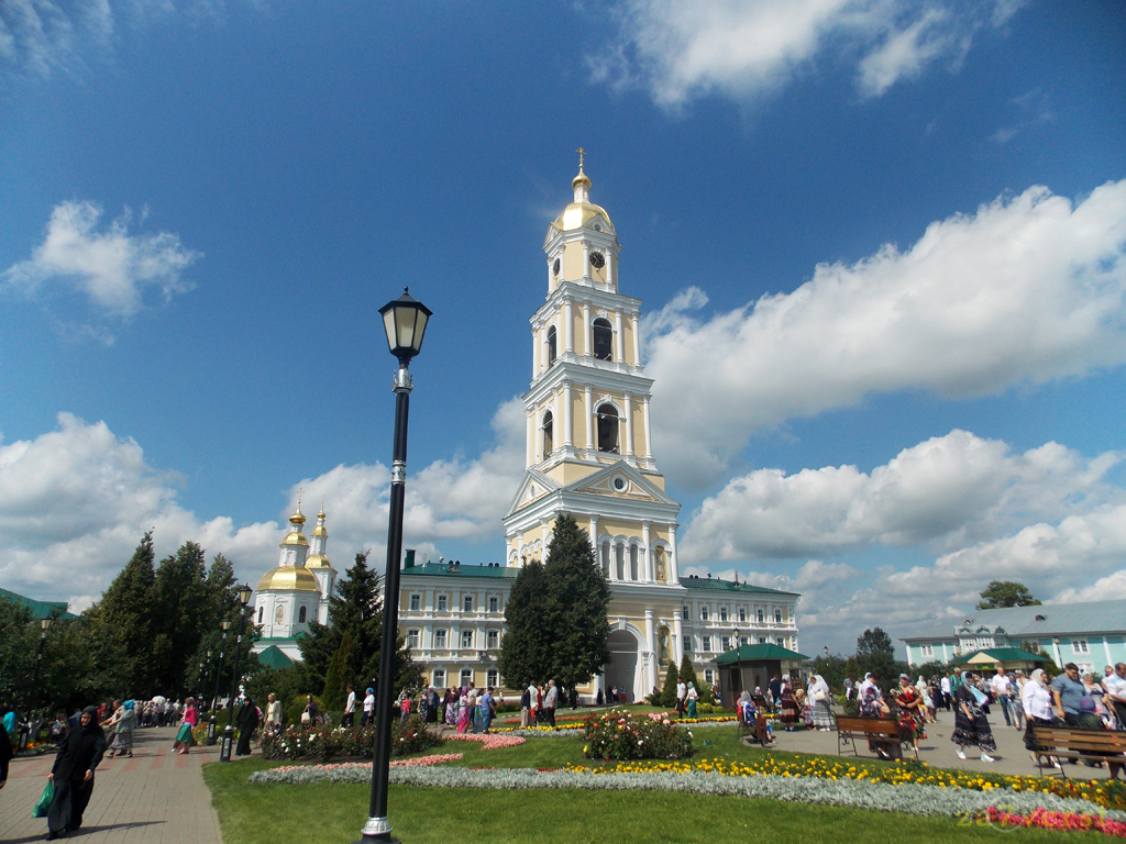 Дивеево, монастырь