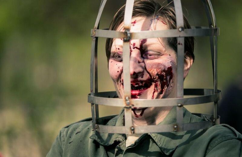 Окровавленные зомби в Брюсселе на фестивале фантастики 0 16079c ff6cc253 XL