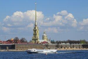 Достопримечательности Санкт-Петербурга: Петропавловская крепость