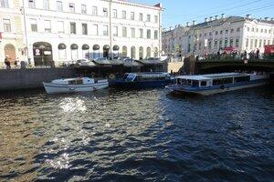 Достопримечательности Санкт-Петербурга: река Мойка