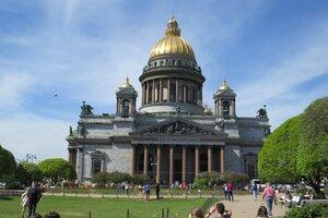 Достопримечательности Санкт-Петербурга: Исаакиевский собор