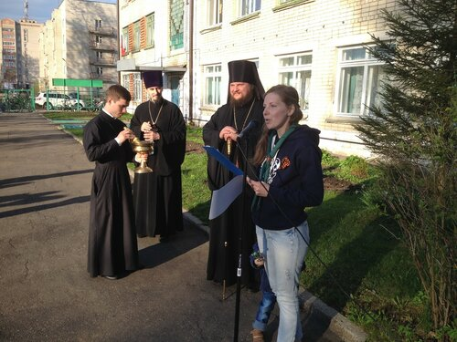 Большая георгиевская игра в Волгореченске