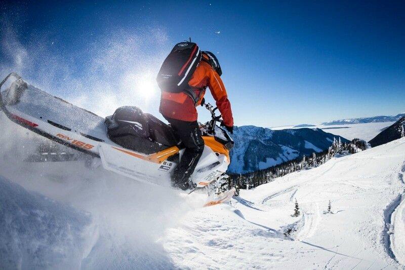Снегоходы - Бундок и свободный райдер