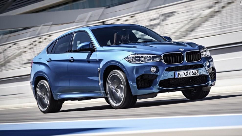 X6M занимает высшую позицию в спортивном рейтинге BMW и приносит компании очень хорошую прибыль. BMW