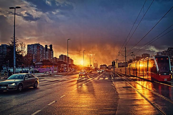 Район Новый Белград.