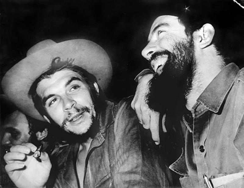 Во время своей второй большой поездки по Латинской Америке в 1955 году в Мексике Че Гевара познакоми