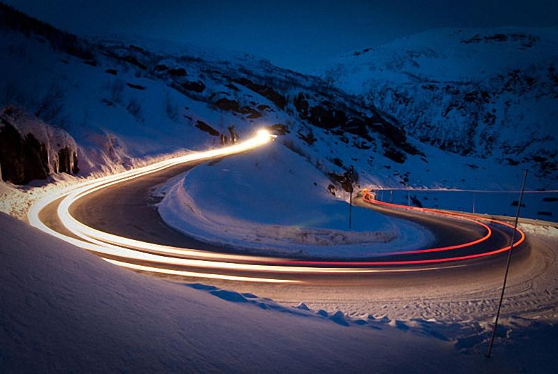25. Норвежская дорога.