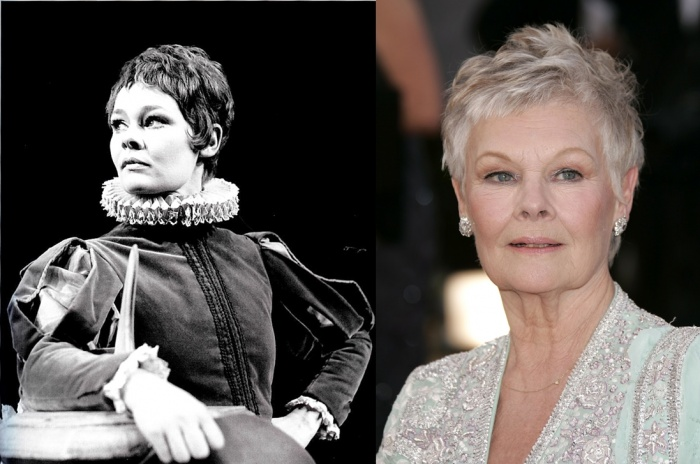 Джуди Денч Одна из самых известных и почетных британских актрис кино и театра. Всемирную известность