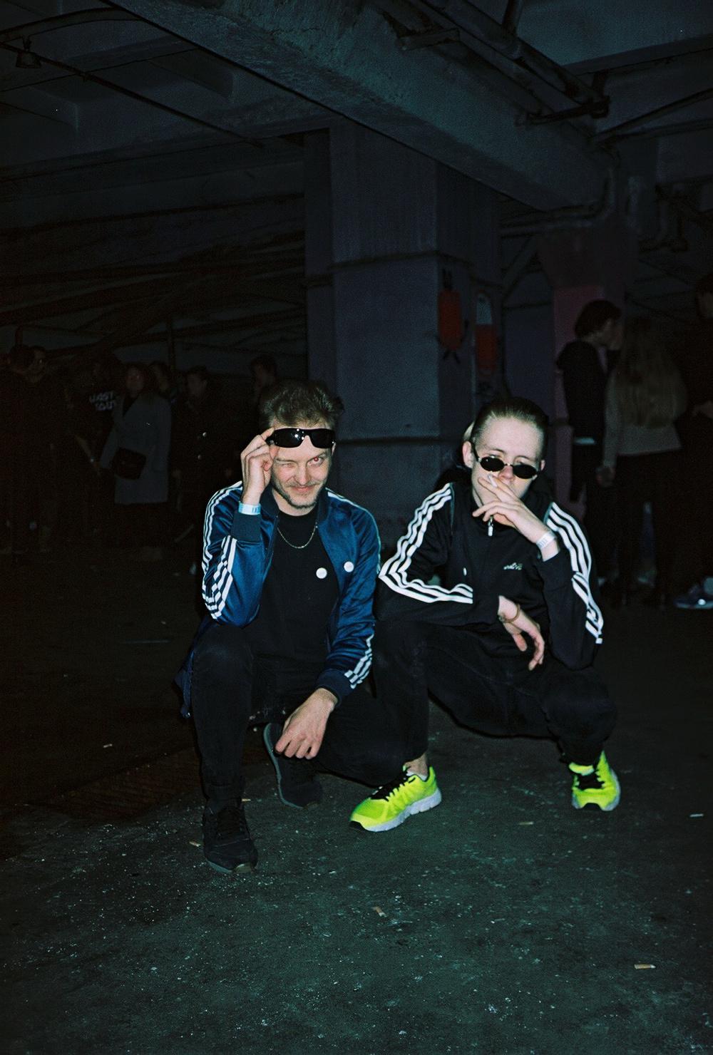 А киевские ребята так рады тому, что они на вечеринке, что могут танцевать до рассвета.
