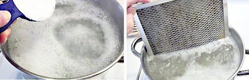 Как быстро и легко отмыть вытяжку
