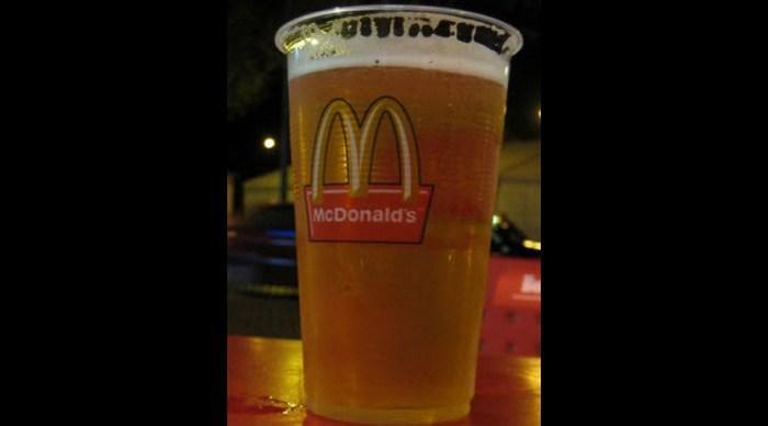 6. МакПиво Пиво появилось в меню популярного ресторана общепита во Франции, Германии и Португалии. В