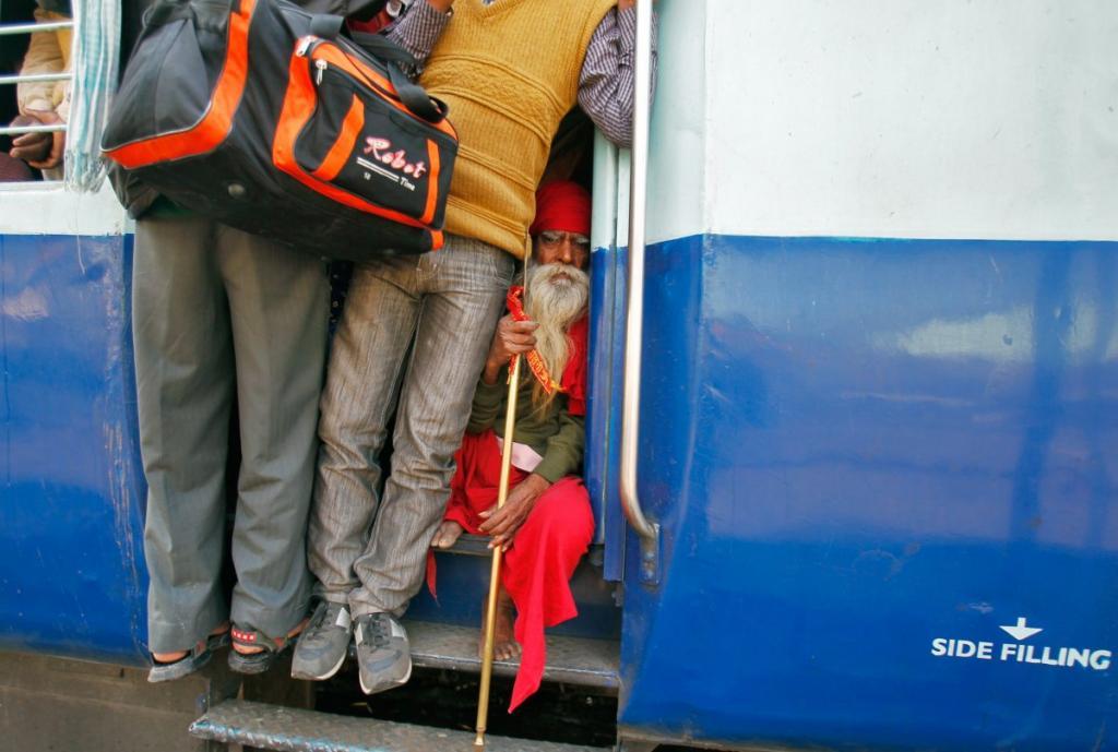Железнодорожная станция Нью-Дели признана самой большой железнодорожной развязкой в мире и внесена в