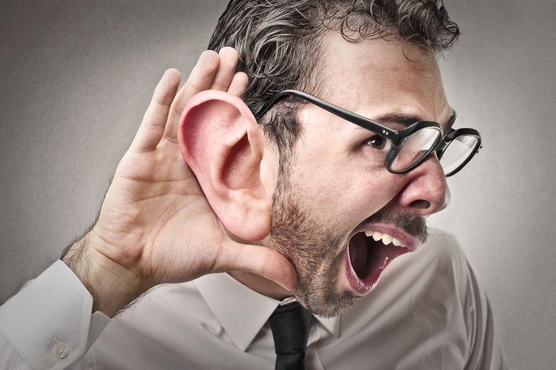 2. Что делать, если вам не удается кого-то расслышать Ответ прост и банален: прислушайтесь вниматель